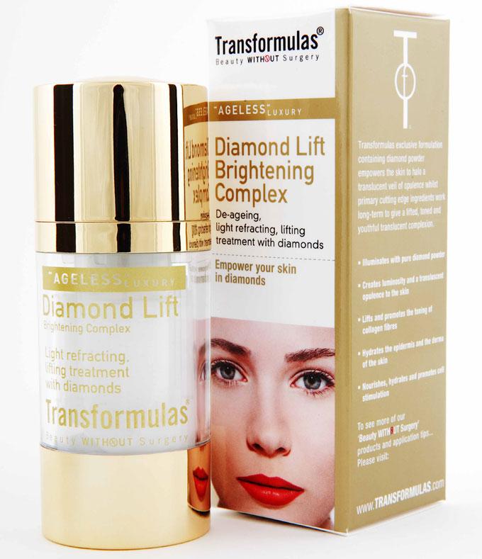 Transformulas diamond-lift