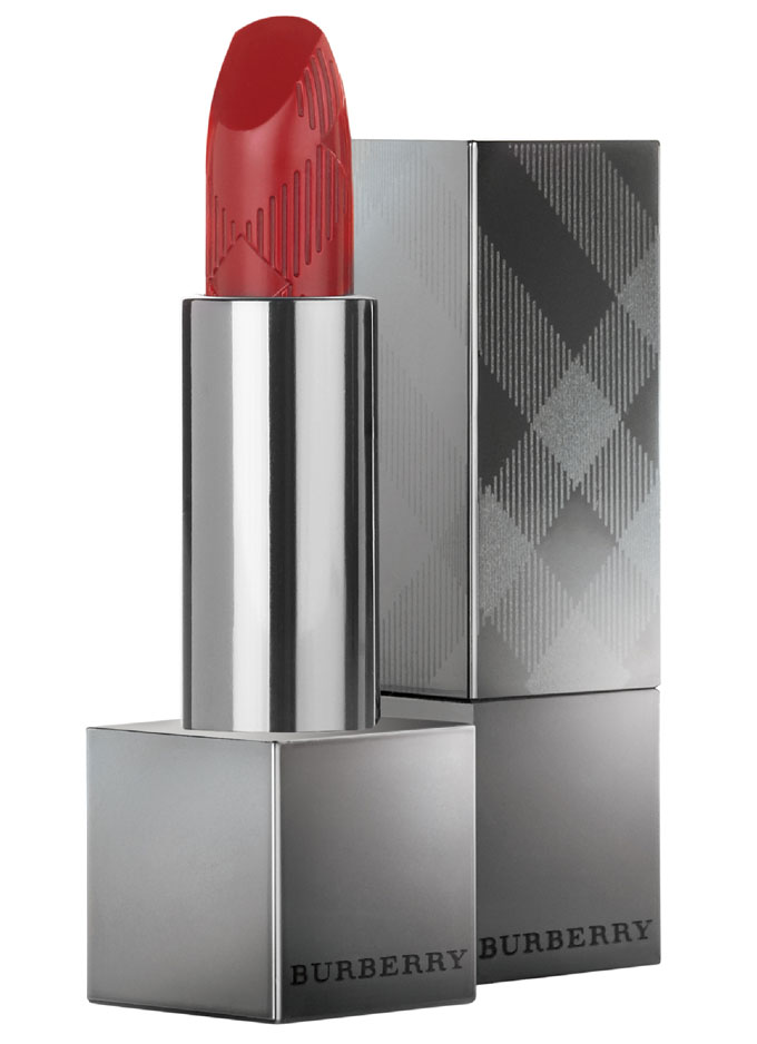 Burberry re union lipstick tube