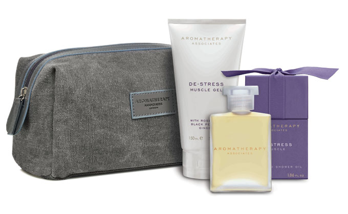 Aromatherapy Associates De-Stress-Kit image