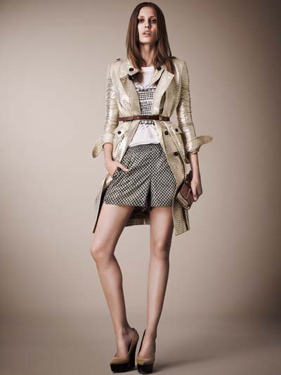Burberry Prorsum Spring Summer Collection 2013