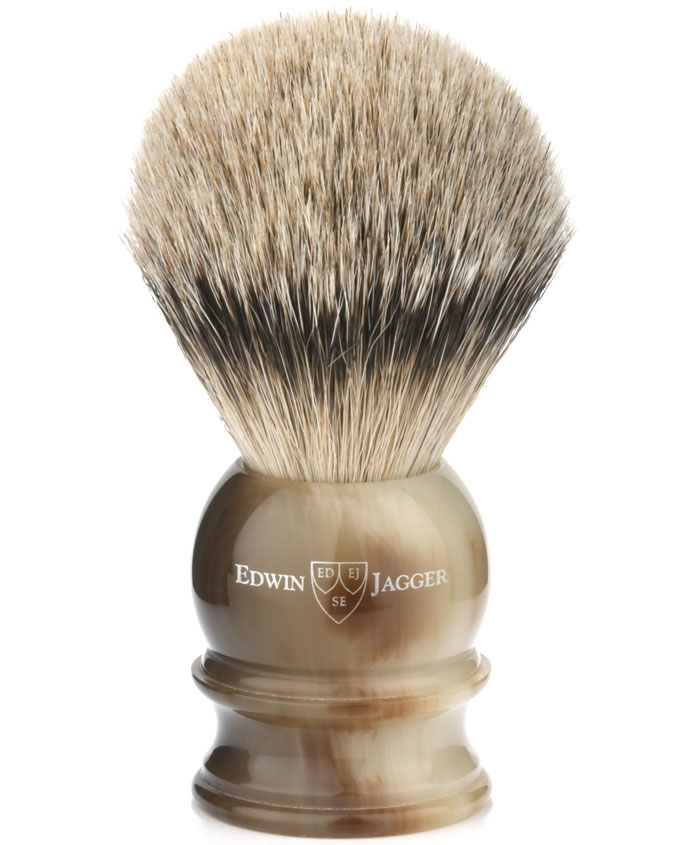 Brummels of London Edwin Jagger Shaving Brush Badger Hair image
