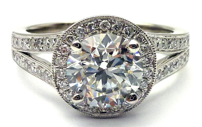 W&amp;W Jewellery Diamond Cluster Image