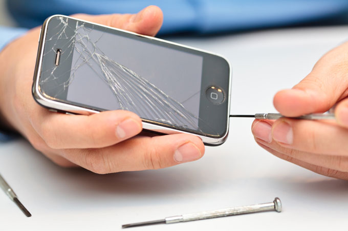 Puzsol concierge technology iphone repair image