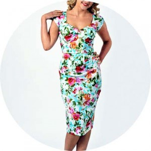 The Revival Retro Boutique The-Charlotte-Dress Image