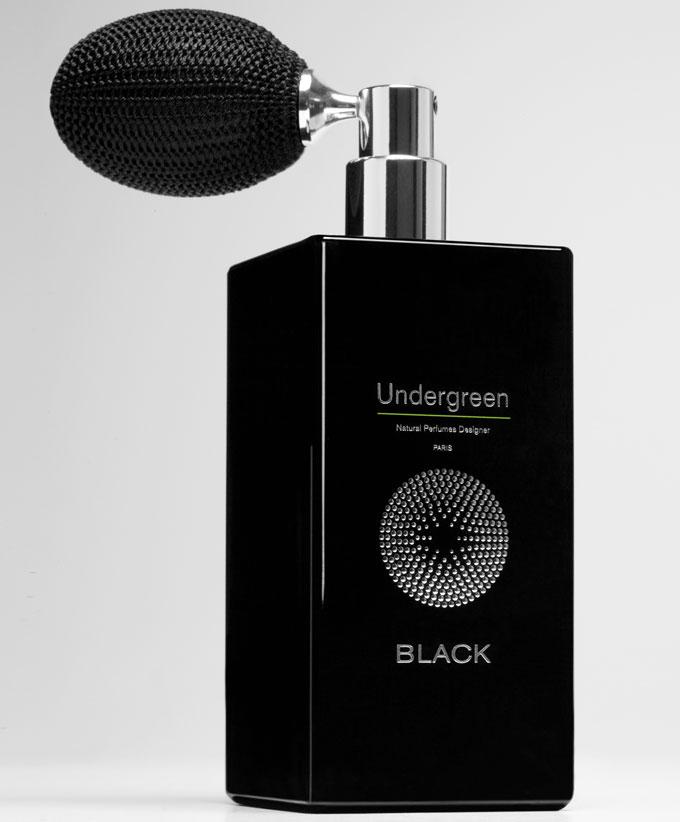 Undergreen Black Classic Mens Perfume flacon black elixir image