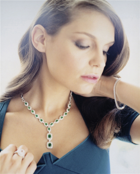 W&W Jewellery Model Image