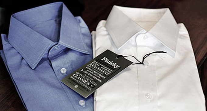 finicky tailored shirts image