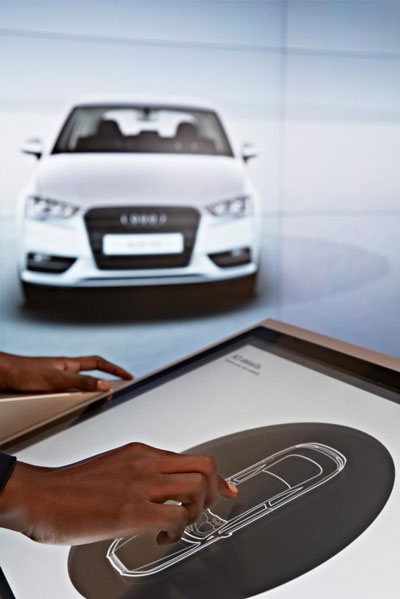 City of Dreams: Audi launches Audi City London, the new face of car showrooms is virtual