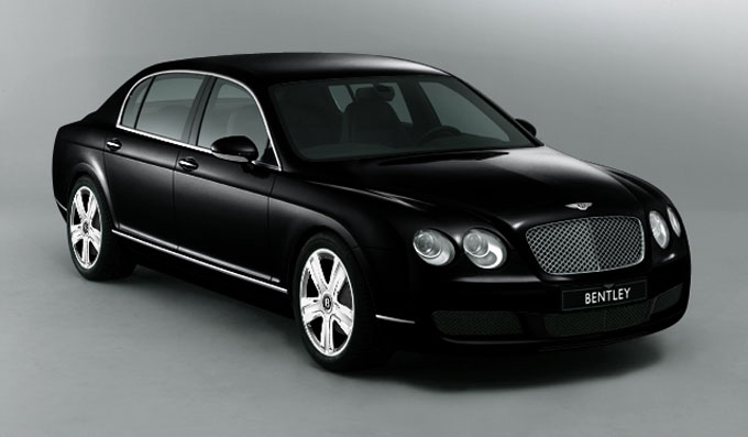 Black Bentley-Flying-Spur