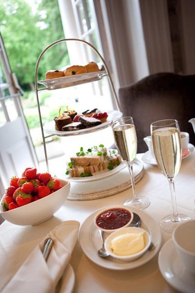Cannizaro House Wimbledon menu image