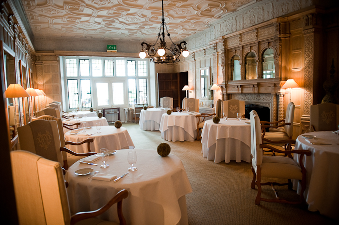 Danesfield House Hotel and Spa - Orangery dining room