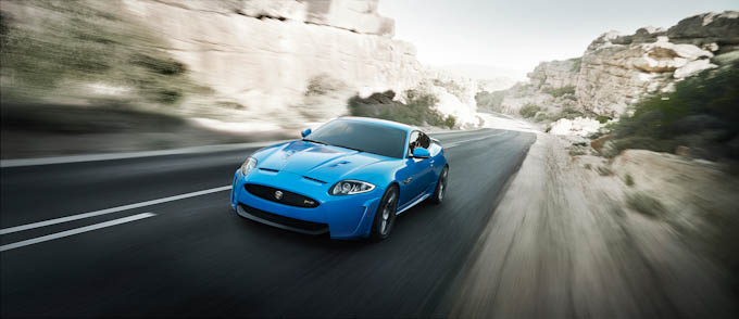HA Fox Jaguar XKR-S