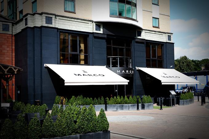 Marco Restaurant Stamford Bridge Chelsea image