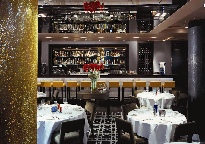 A Wimbledon menu and so much more at the glitzy Marco restaurant in Stamford Bridge