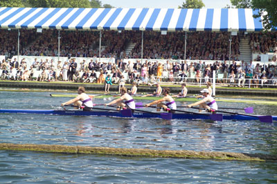 henley royal regatta grandstand race