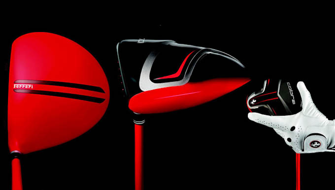 Ferrari gets a hole in one with the new Ferrari Golf Collection