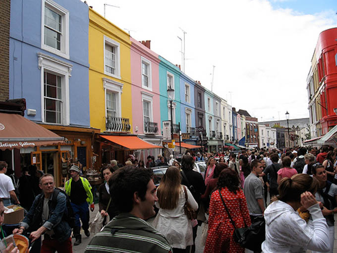 picture of Portobello Road Market