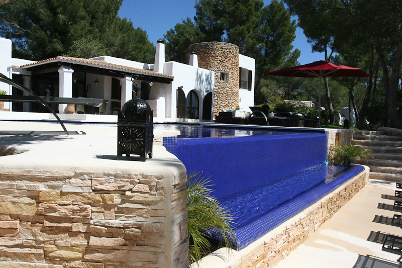 Luxury Escape of the Week | Villa Cancan - Ibiza exterior view