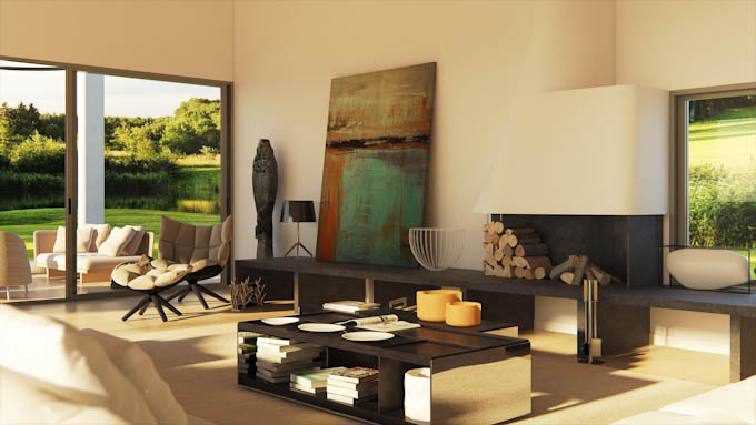 picture of Quinta do Lago home interior