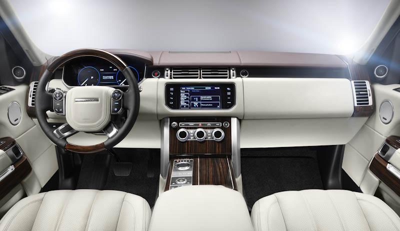 Range Rover 1 -5