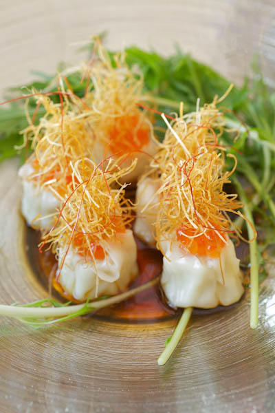 A signature dish from Wabi London