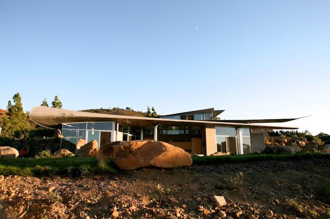Malibu Wing House