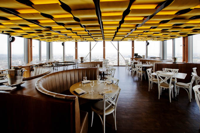 Duck &amp; Waffle, the newest &#8216;it-restaurant&#8217;, serves up high-altitude eating