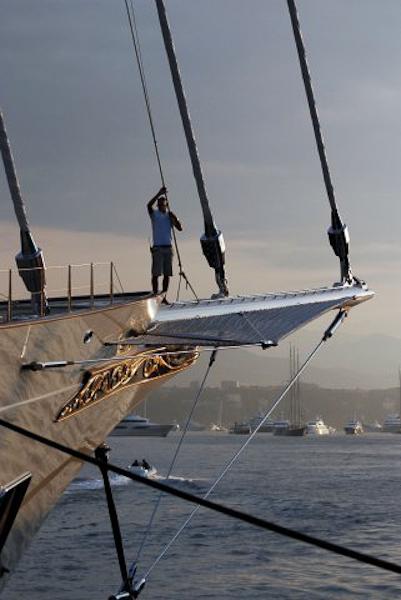 Monaco Boat Show 2012 yacht