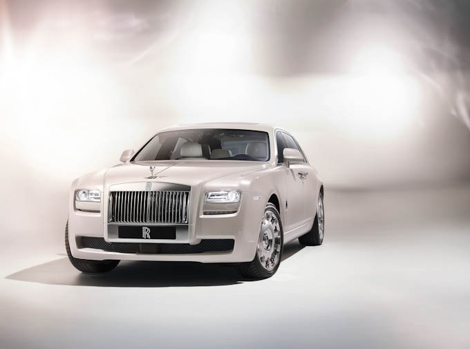 Rolls-Royce 'Best Luxury Car'