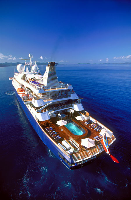 Experience the Caribbean in the most beautiful and refined way, with a SeaDream Caribbean Cruise