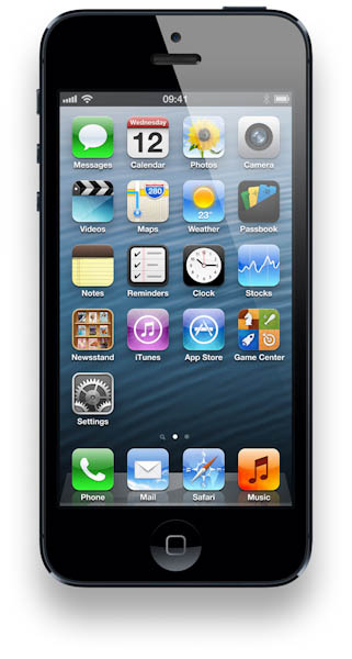 Apple Inc. proudly presents the iPhone 5: the most anticipated phone release in the world