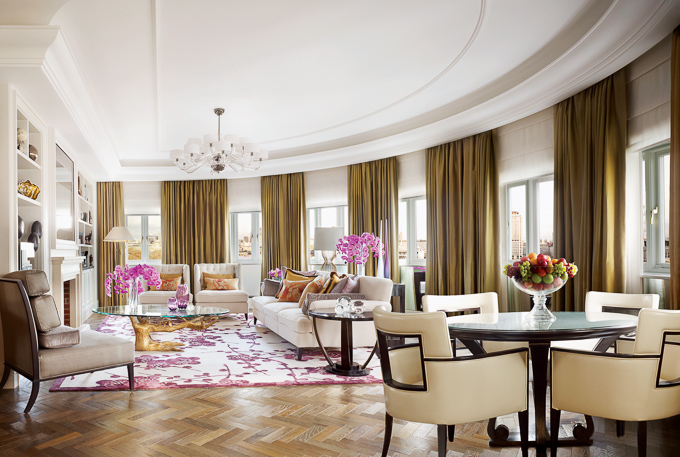 Corinthia Hotel London | 5 Star Luxury Hotel | The Royal Penthouse interior