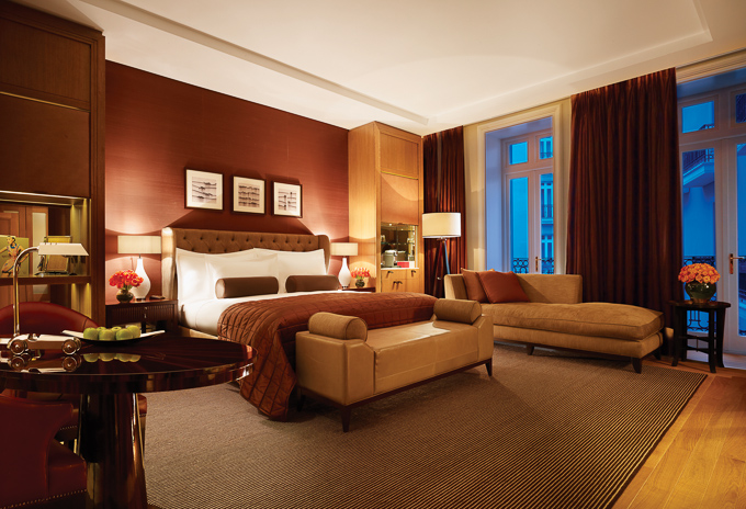 Corinthia Hotel London | 5 Star Luxury Hotel | Deluxe Junior Suite interior
