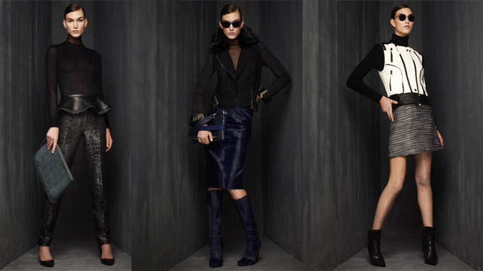 Another look at the Kenneth Cole Collection AW12 line