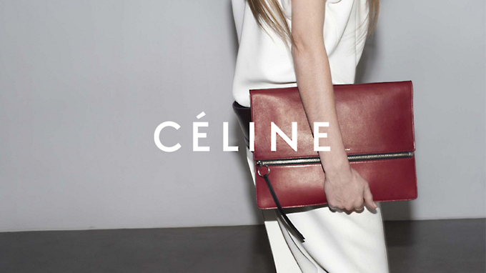 Editorial Campaign image for Céline