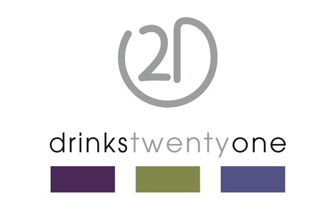 Drinks 21 Logo