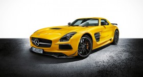 CDClifestyle get a sneak preview of the new Mercedes SLS AMG Coup Black Series