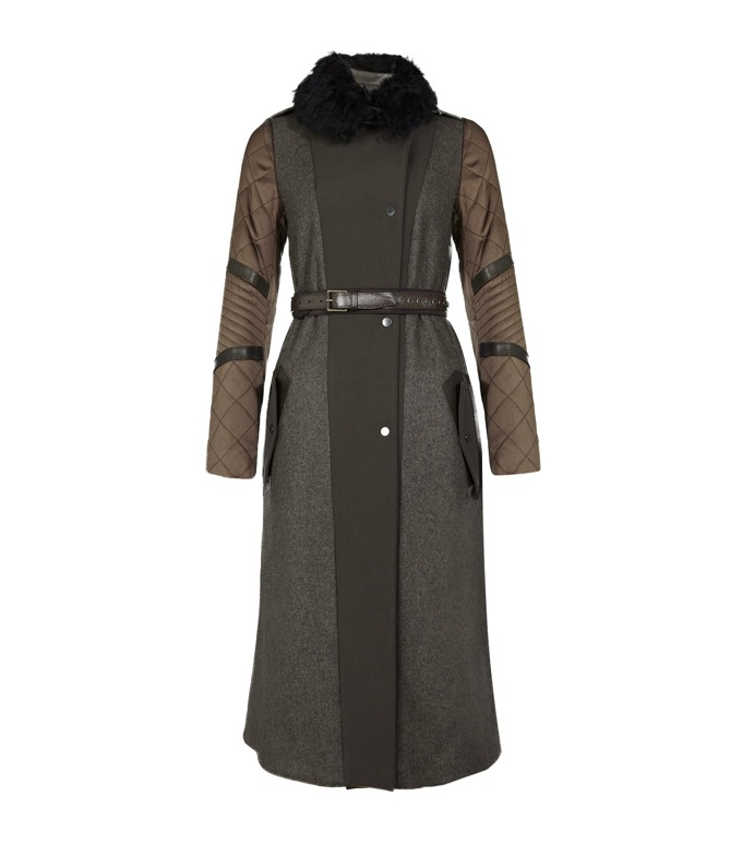 Belstaff Winter Coat £2, 899 From Harrods.Com