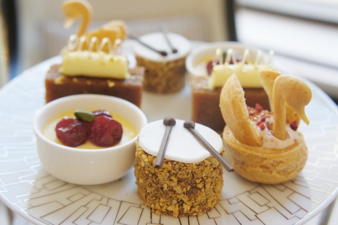 The 12 Days of Christmas Afternoon Tea: The Intercontinental