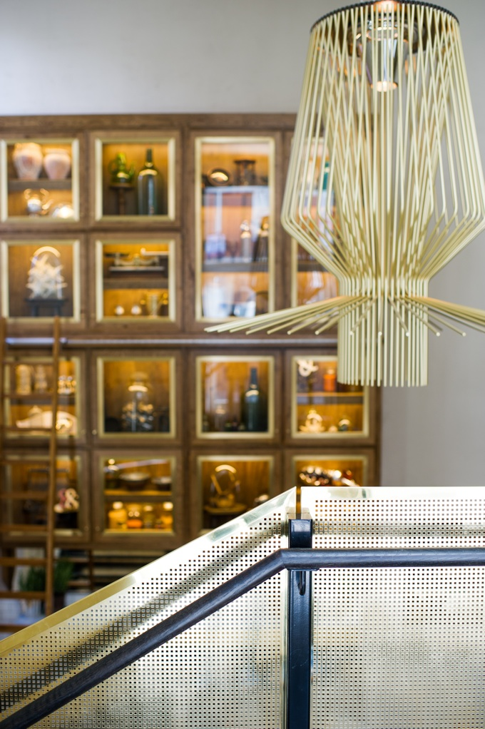 Apero Restaurant at The Ampersand Hotel in London