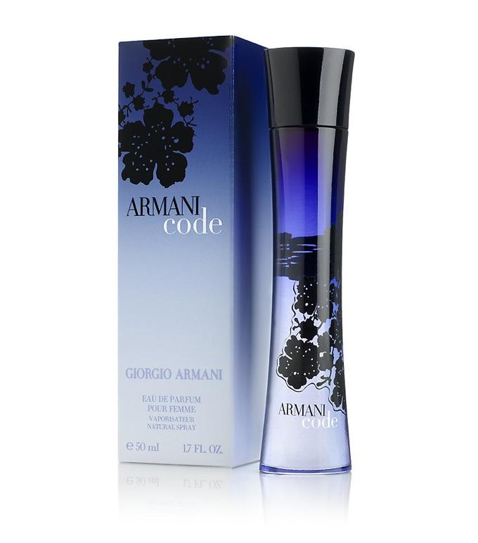 Best Perfumes 1: Armani Code