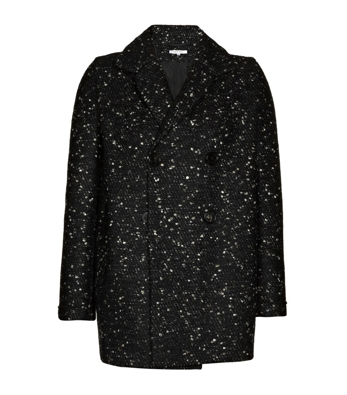 Carven Winter Coat £660 From Harrods.Com