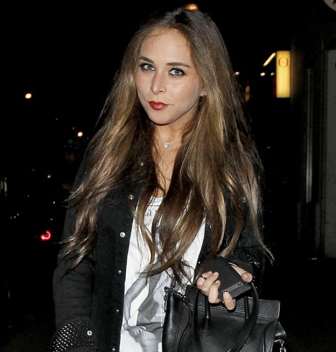 Chloe Green from Made in Chelsea
