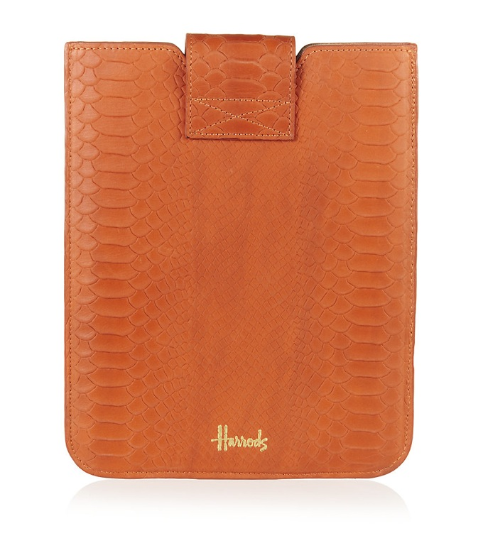 Harrods iPad Case