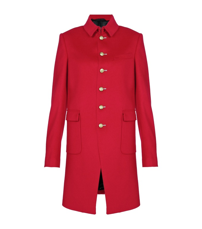 Joseph Winter Coat £595 From Harrods.Com
