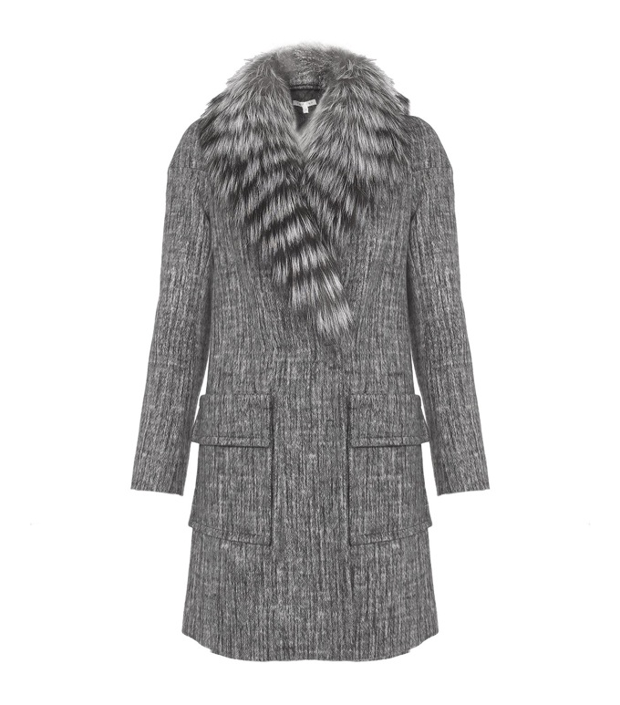 Paule Ka Winter Coat £1,340 From Harrods.Com
