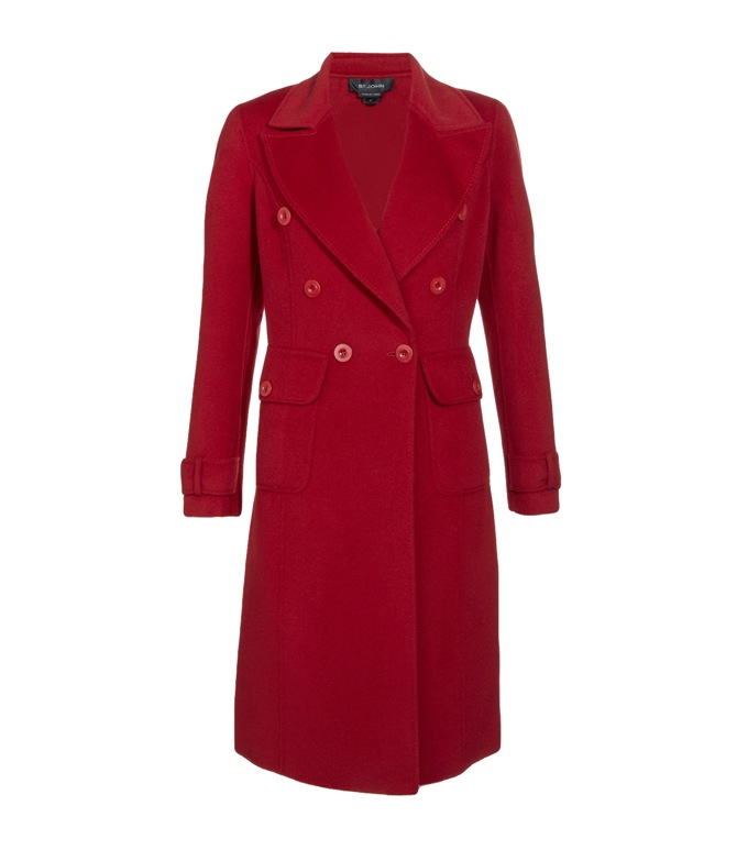 St John Winter Coat £950 From Harrods.Com
