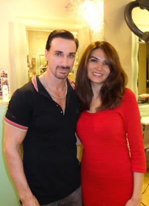 Stuart Philips Hair Salon Covent Garden
