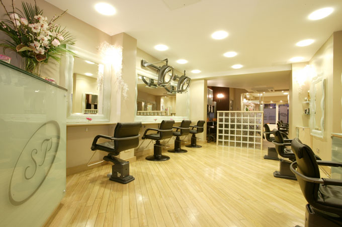 Stuart Philips Hair Salon Covent Garden