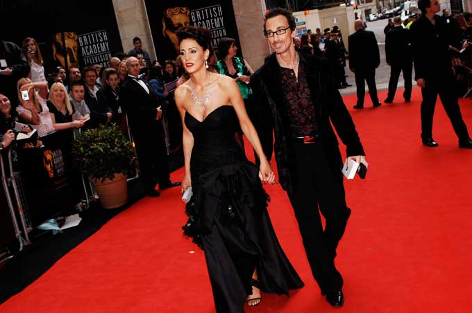 Stuart Phillips Official Hairstylist to the BAFTAs 2006